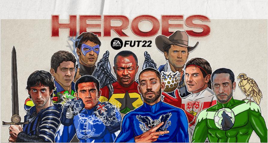 FUT 22 Heroes