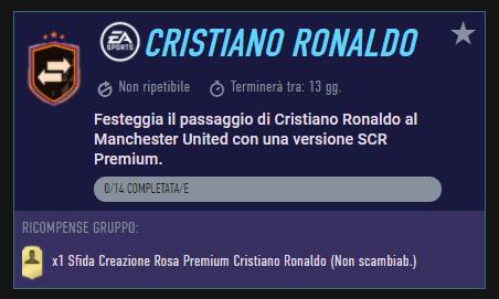 FIFA 21: CR7 Manchester United SBC