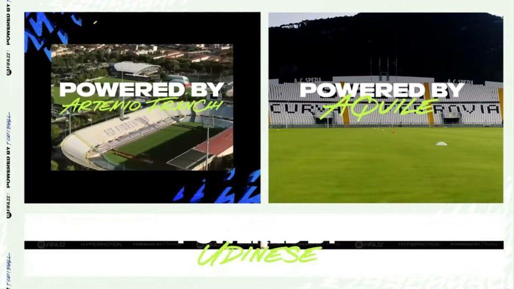 FIFA 22: Stadio Artemio Franchi di Firenze