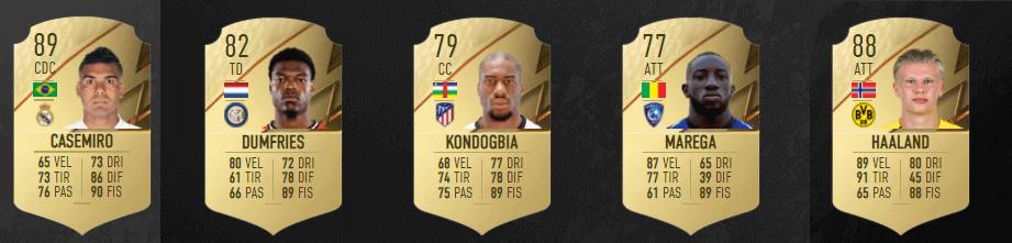 FIFA 22: TOP 5 giocatori con maggior fisico