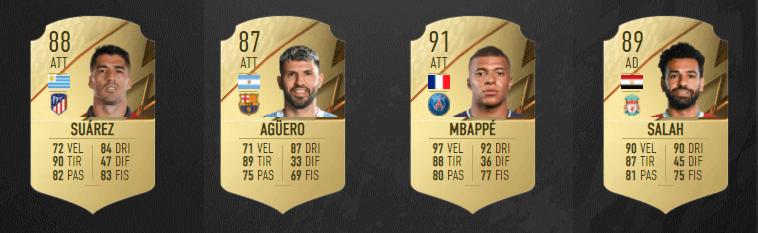 FIFA 22: TOP 5 giocatori con valore tiro in FUT, posizioni 6-9