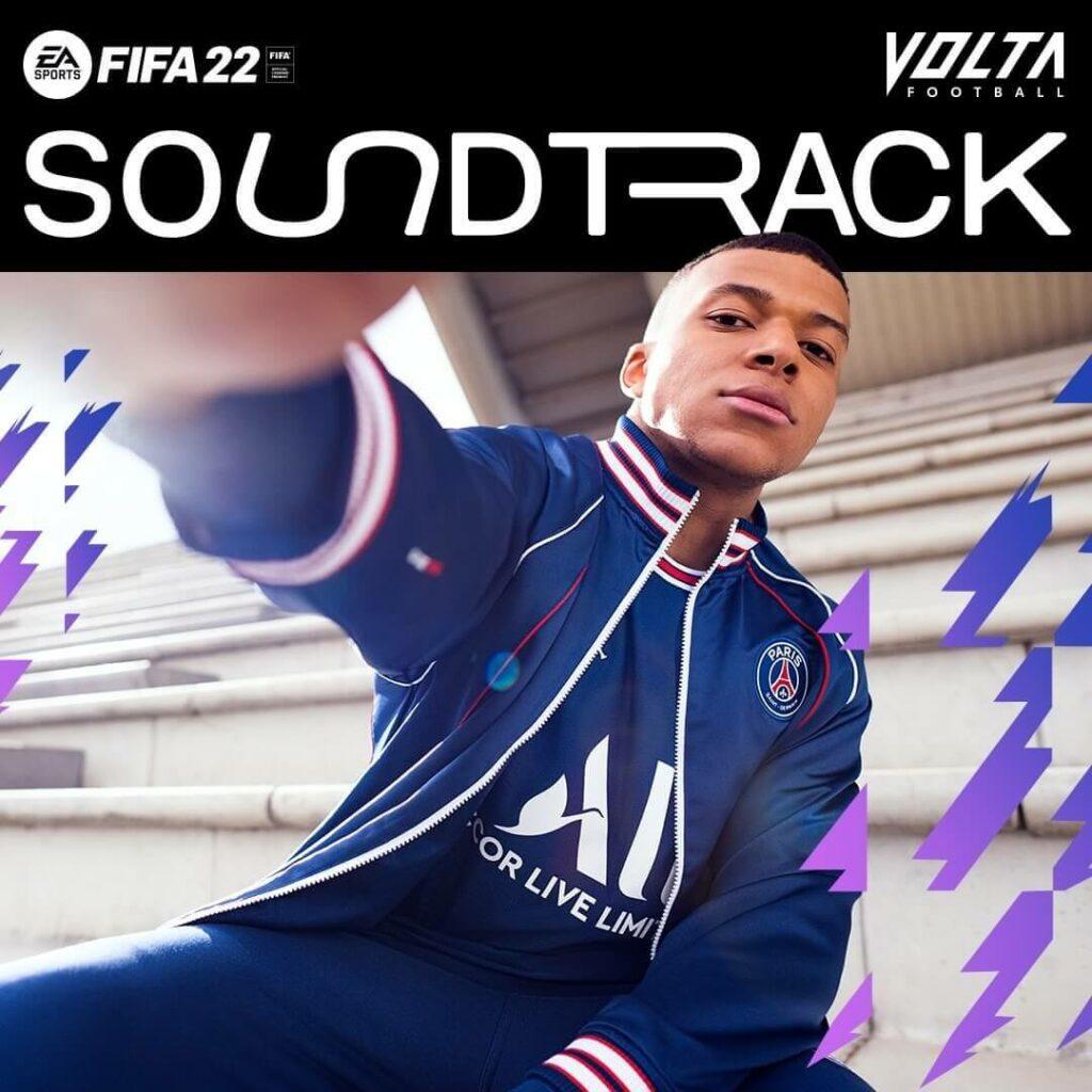 FIFA 22 Volta Football: Soundtrack ufficiale