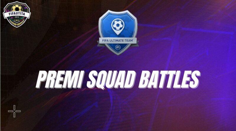 FIFA 22: Premi Squad Battles