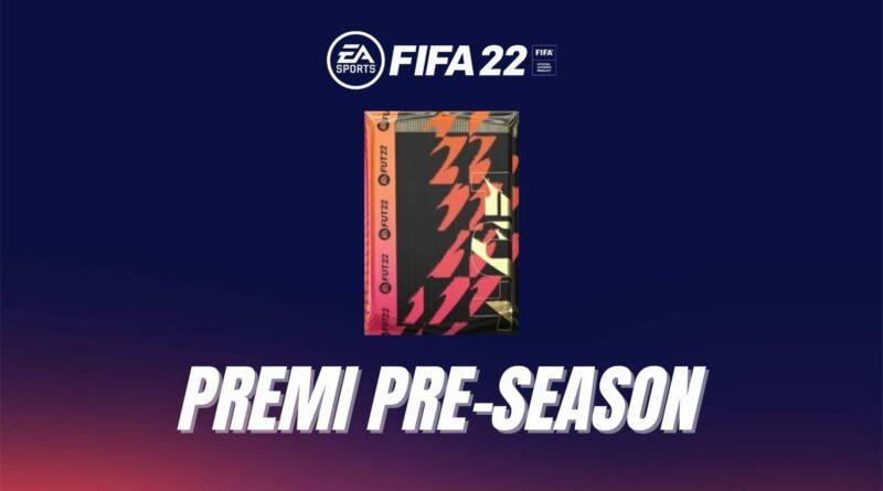 FIFA FUT 22: consegna dei premi del Pre-Season