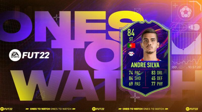 FIFA 22: SBC André Silva OTW