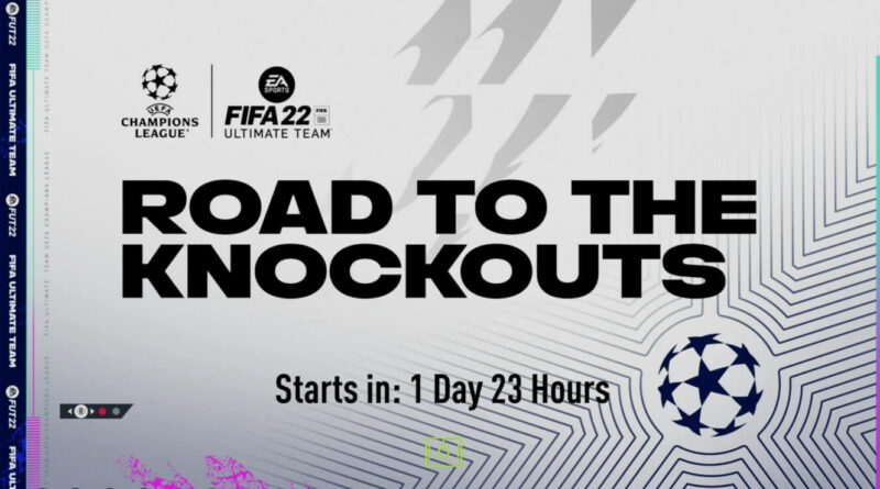 FIFA 22: Road to the Knockout
