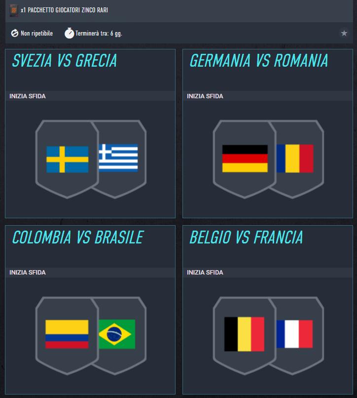 FIFA 22: SCR incontri principali del 7 ottobre