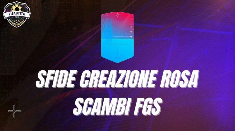 FIFA 22: SCR scambi FGS swap
