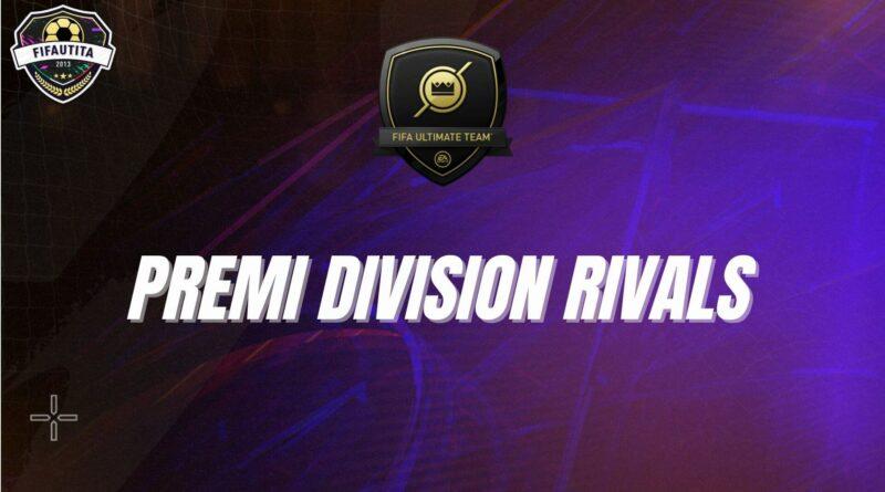 FIFA 22: premi Division Rivals