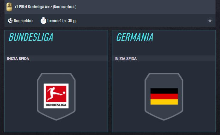 FIFA 22: requisiti SCR Wirtz POTM